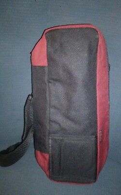 Universal Mspu1000 Shoulder Pack 1 Liter Pump Pouch Caddprismcurlincme -new