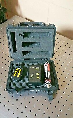 Teletrix Radiation Training Kit Sd418 Dosimeter Sp418 Probe Sr418 Remote