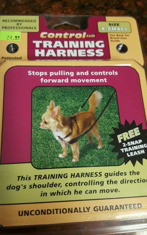 CONTROL EASE TRAINING HARNESS XSMALL 50% OFF SALE