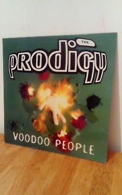 Prodigy Voodoo People 12 inch vinyl Dance Record