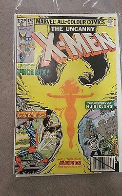 Uncanny X-men (1963 series) #125,  Grade 8.0