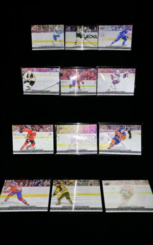 2017-2018 Tim Hortons Collector's Series Triple Exposure You Pick