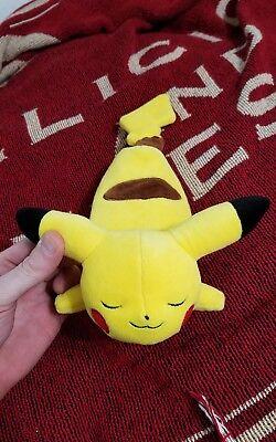 Pokemon pikachu pen bag makeup bags handbag cartoon bags desk zip plush - Pikachu Makeup