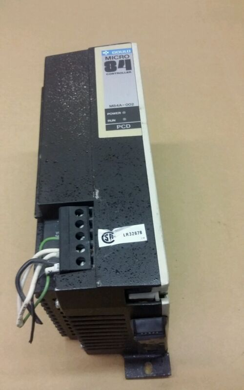 Gould Programmable Controller Micro84 AS-M84A-02