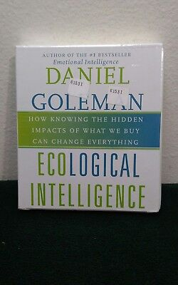 Ecological Intelligence   How Knowing The Hidden Impacts Of What We Buy New Cds