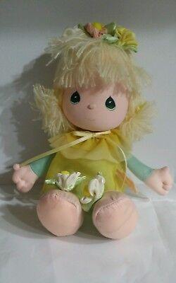 "Precious Moments May 1988 Applause Doll ""Daisy"" 11"" Tall Original Tags"