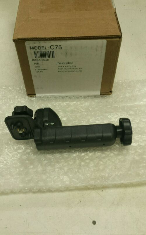 SPECTRA C-75 HL700 HL750 HL760 RECEIVER CLAMP BRACKET LASER LEVEL APACHE STORM