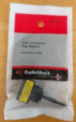 Radio Shack Spdt Automotive Flip Switch 275-0711 New