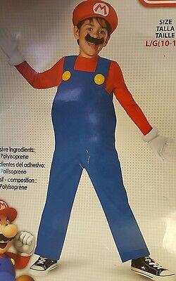 Super Mario Costume Boys Disguise 67819
