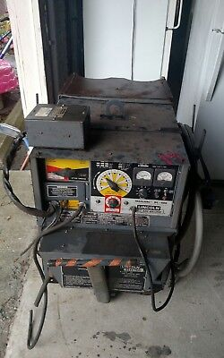 Lincoln Welder Ideal Arc Dc 400 3phase 460 Freight Ship 250