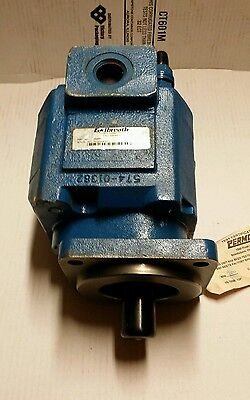 New Permco A5634 Hydraulic Pump 37gpm Directional Mounted Cc Rotation. Galbreath