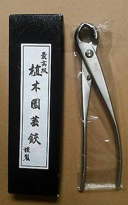 Bonsai Knospenzange Edelstahl 21 cm JAPAN NEU