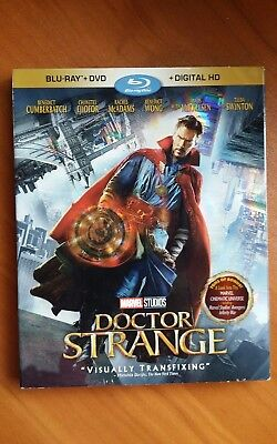Doctor Strange Ns     Br Dvd Digital Copy