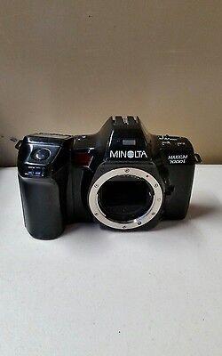 Minolta Maxxum 7000i Camera