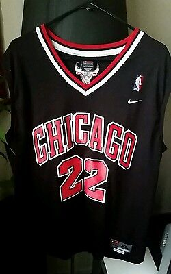 Jay Williams Chicago Bulls Nike Jersey XL SEWN