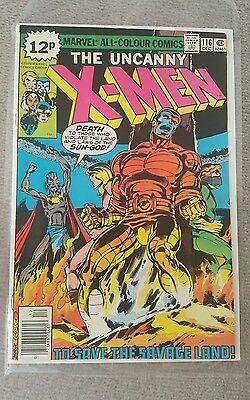Uncanny X-men (1963 series) #116, Grade 8.0