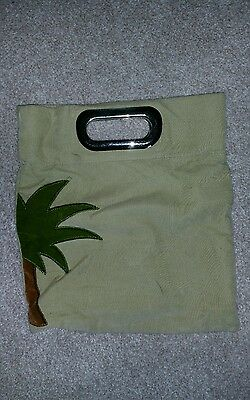 Cord handbag