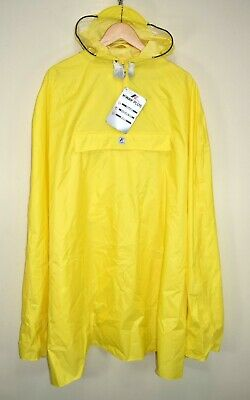MENS K-WAY PLUS WATERPROOF CAPE PONCHO CAGOULE RAIN JACKET SAILING size M/L