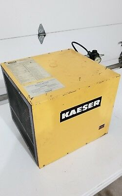 Kaeser Refrigerated Compressed Air Dryer Model Krd010 10 Acfm100 Psi