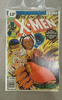 Uncanny X-men (1963 series) #117, Grade 8.0