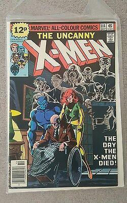 Uncanny X-men (1963 series) #114, Grade 8.0