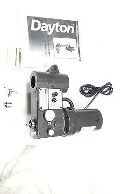 Dayton 2lku8 Micro Drill Press 9-58 In. Swing 110v Head Only