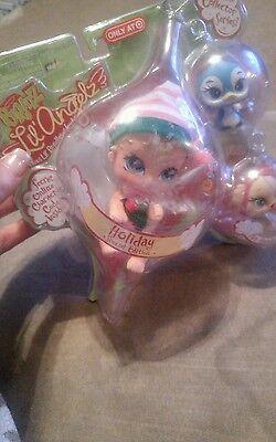 Special Edition Collector Series - Bratz Lil' Angelz Cloe Holiday Special Edition Collector Series Exclusive NLA