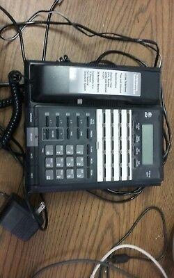 Att Lucent Model 854 4-line Intercom Business Speaker Phone