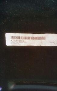 KAWASAKI MULE 610 600 SX 4X4 BLACK HARD TOP KAF600-005B