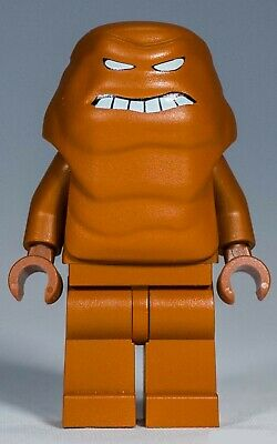 Custom Lego Batman DC Comics Clayface Minifigure