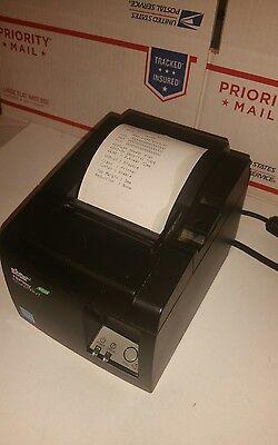 - Star Micronics TSP143IIU  Thermal Receipt Printer TSP100 USB Eco Square Stand