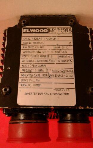 UPC 724165937574 - Elwood 1326AS-B330H-21 Inverter Duty AC