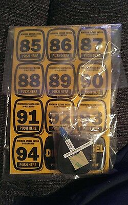 New Dresser Wayne 888872-001 Ovation Button Kit New