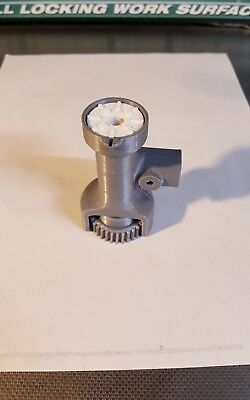 South Bend Metal Lathe 9c Thread Dial - 3d Printed Kit In Greysilver New