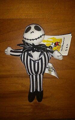 Jack Skellington Disney plush doll