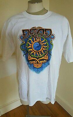 Grateful Dead T-Shirt 2003 Concert Summer Tour XL Cotton