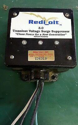 Redi Volt Surge Suppressor 120v 208v 3 Phase