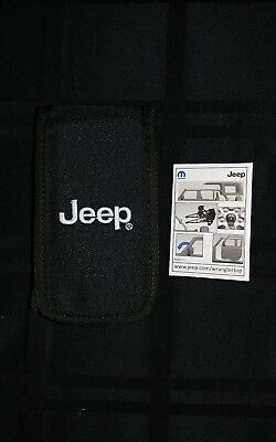 2018 2019 Jeep Wrangler Mopar Hard,Soft Top Door Install Removal Tool Kit Install Jeep Soft Top