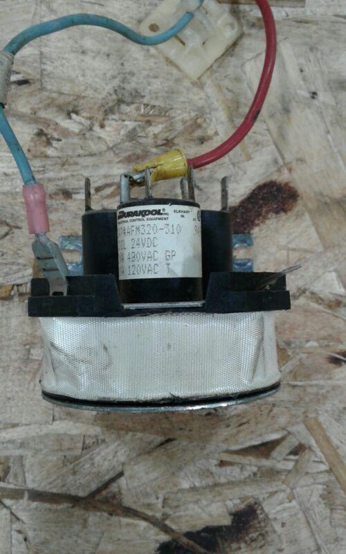 Durakool AFM320-310 24Vdc 20A Contactor #057A9