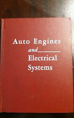 Auto Engines and Electrical Systems 4th Edition by Blanchard and Ritchen