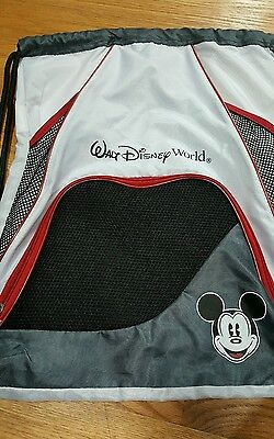 Walt Disney World Parks Mickey Mouse backpack promo 2014