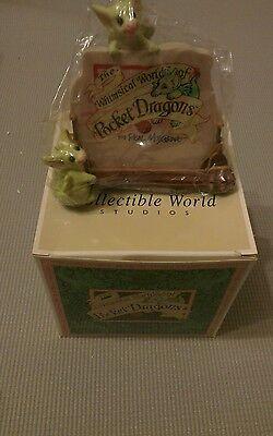 Pocket dragon. A very good sign