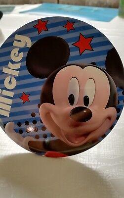 Mickey Mouse Bild oder Deko zum Aufhängen, Stellen oder an Kleidung anstecken