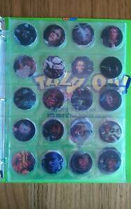 Collectible Star War Tazo's 47 from the set Shellharbour Shellharbour Area Preview