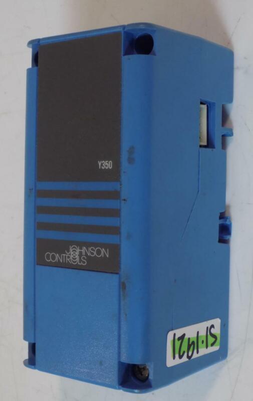 JOHNSON CONTROLS TEMPERATURE CONTROLLER TRANSFORMER Y350R-1