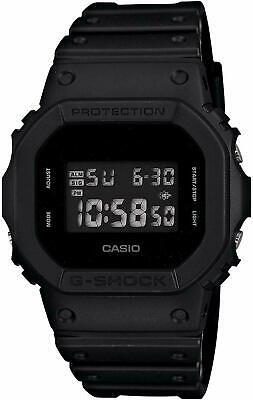 Casio G-Shock DW-5600BB-1 Black Resin Digital Men's Watch