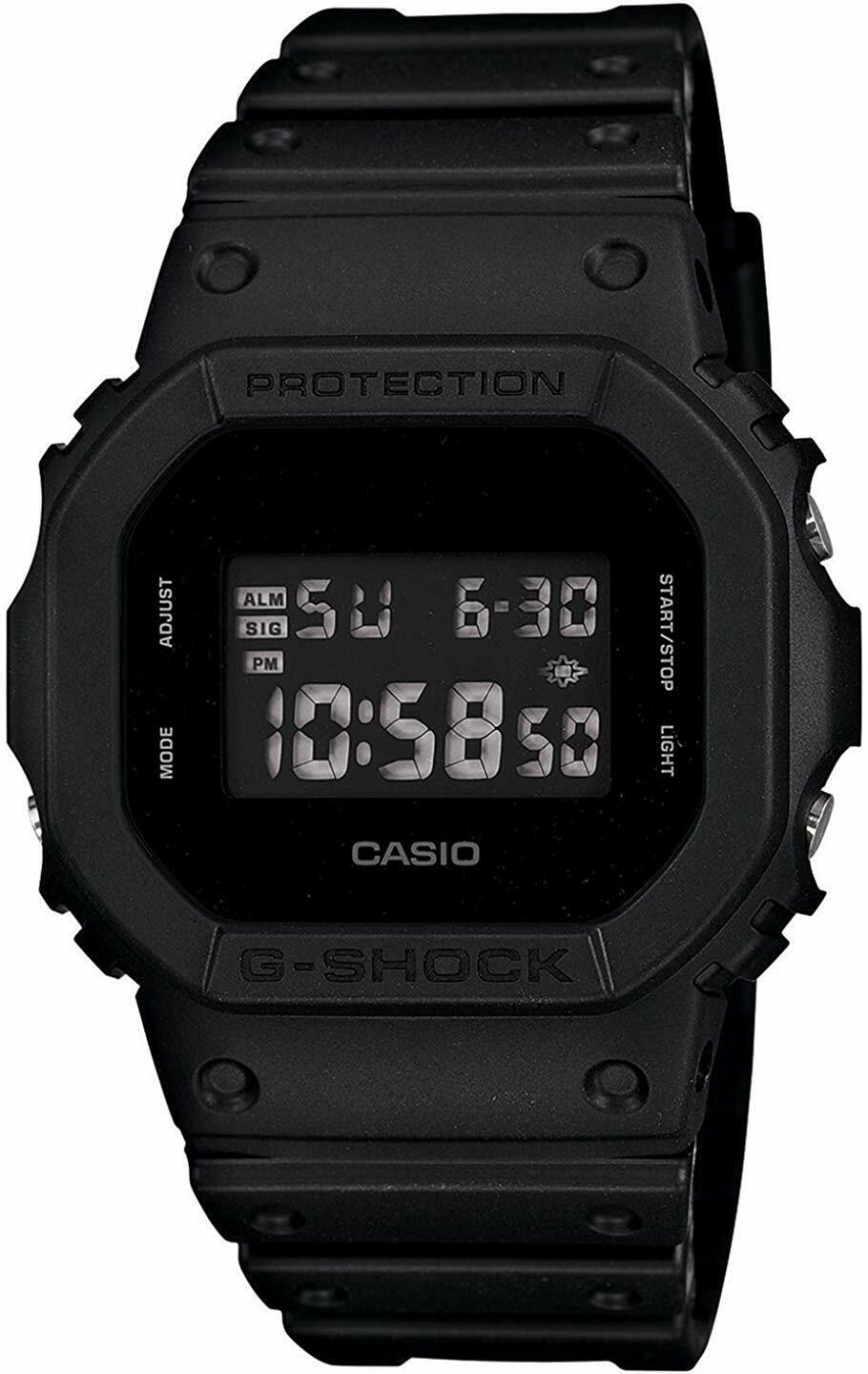 Casio G-SHOCK SPECIALS DW5600BB-1 Watch Limited Import Solid