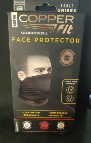 Guardwell Face Protector Neck Gaiter Breathable Mask Cover NEW 2020