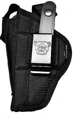 Bulldog Gun Hip Side Holster For Springfield Subcompact  Xd 9 Xd 40