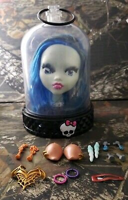 Mattel 2014 Monster High Styling Head Toy Color Hair Accessories